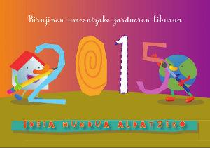 Guía 2015 Infantil euskera
